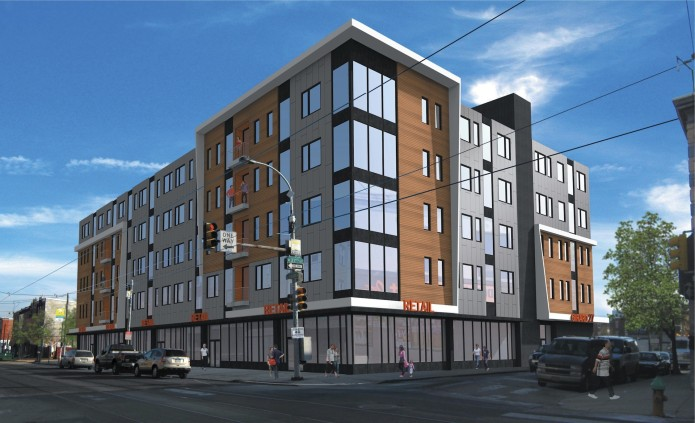 27 and girard render