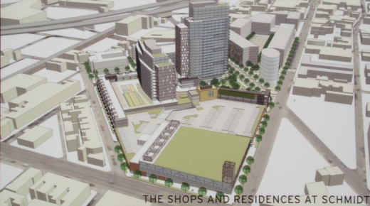 The Shops and Residences at Schmidt's